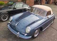 Porsche repair and restoration