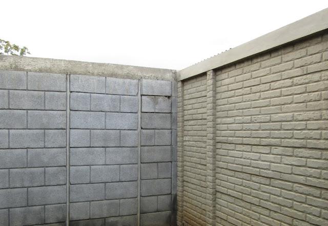 Muro perimetral para casas en managua nicaragua nuevos - Bloques para muros ...
