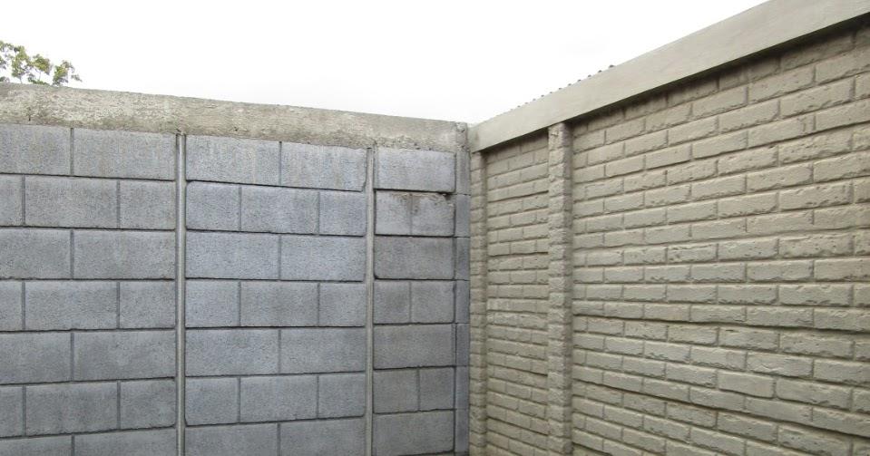 Muro Perimetral Para Casas En Managua Nicaragua Nuevos Proyectos