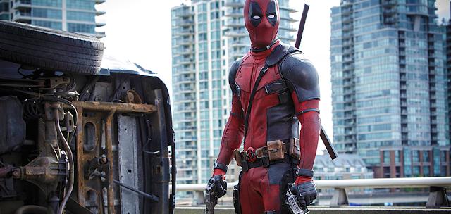 Deadpool, un fost membru al Forțelor Speciale transformat în mercenar.