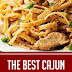 Super Easy Cajun Chicken Alfredo