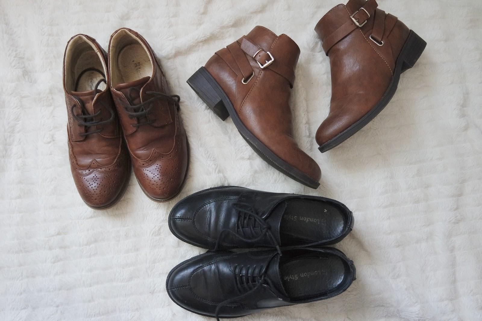 Chaussures Derbies Bessons Bottine Pitta Rosso Look Automne Blog Coin des licornes littéraire lifestyle Toulouse