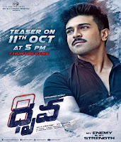 big hit of Ram Charan Teja , Aravind Saamy Telugu Movie Dhruva is Highest Box Office Collection of 2016. successfully crossed 71 crore, world wide which is the good opening ever for an Indian film