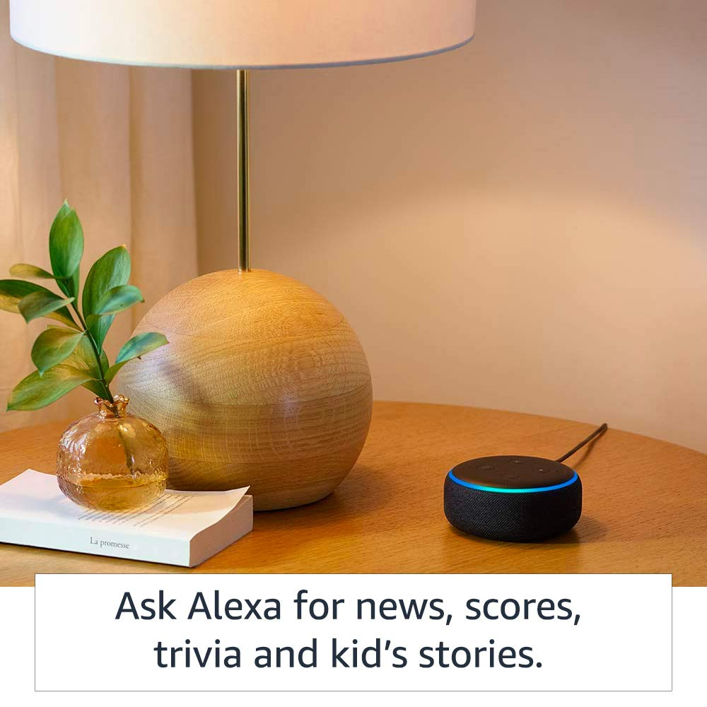 Echo Dot 3rd Gen Smart Speakers