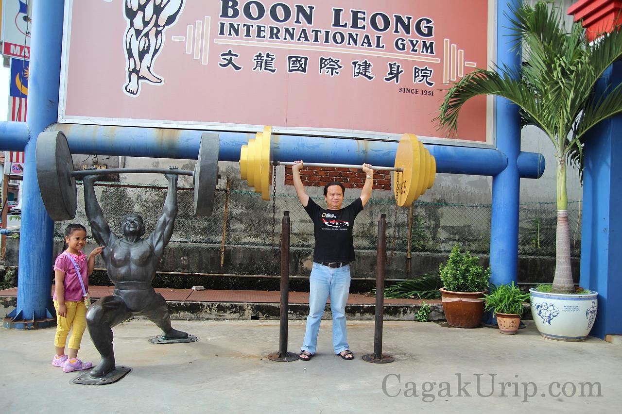 International Gym Gan Boon Leong, Melaka, Malaysia