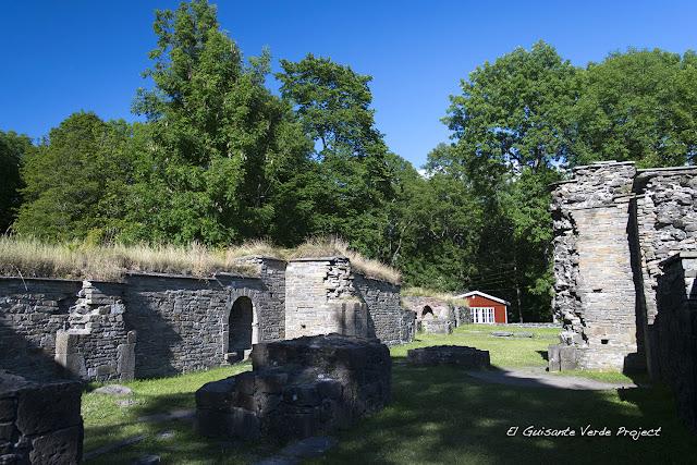 Abadía de Santa María, Hovedøya - Oslo por El Guisante Verde Project
