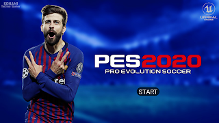PES 2020 Android Offline 300 MB FTS Mod HD Graphics
