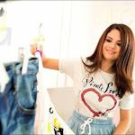 Photoshoot of Selena Gomez — Adidas Neo