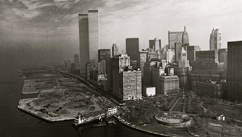 manhattan, nueva york años 70