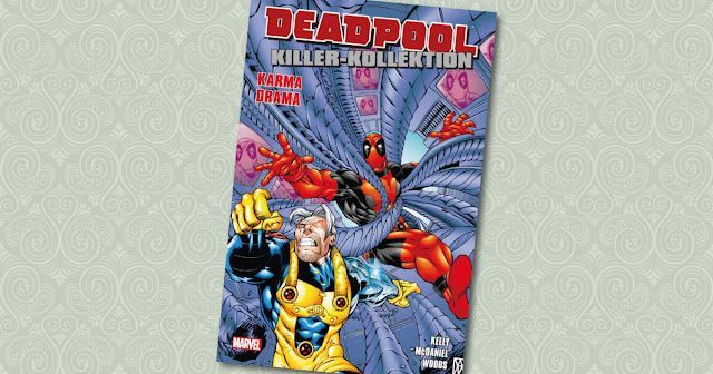 Deadpool Killer Kollektion 6 Panini Cover