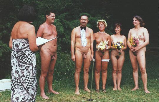 Nude Wedding Video 40