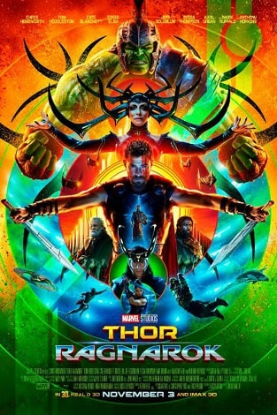 Download Thor: Ragnarok(2017) in Hd Hindi Dubbed