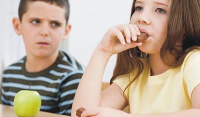 Ancaman Diabetes pada Anak