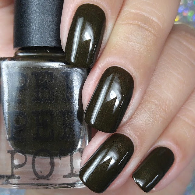 Pepper Pot Polish - Take A Bau(Haus)