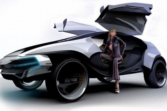 Something Interesting: The Future Of SUV Concept