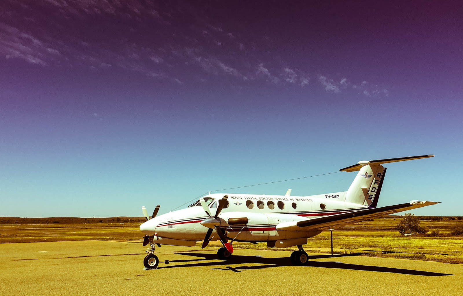 Kate\'s Blog: My Newest Favourite Thing: The Royal Flying Doctor Service