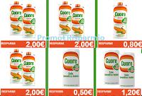 Logo Olio Cuore : 20€ in buoni sconto da stampare ( Olio, maionese, sale ecc)