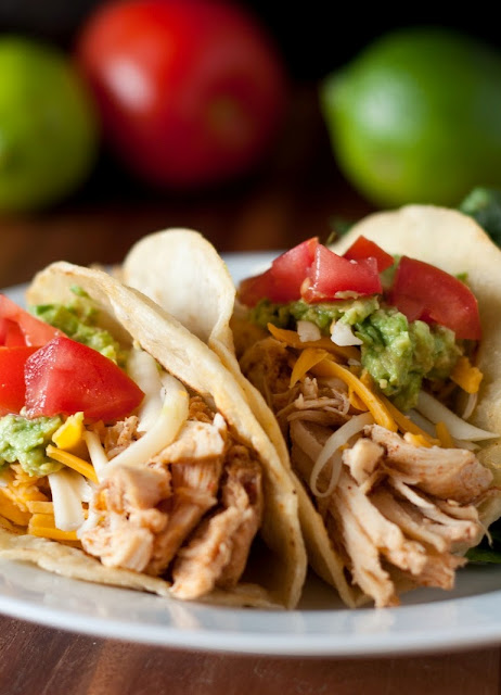 Shredded Chicken Tacos Copycat Recipe #Shredded #Shreddedchicken #chicken #chickenrecipe #tacos #mexicanfood #mexicanrecipe