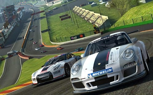Real Racing 3 Apk Data