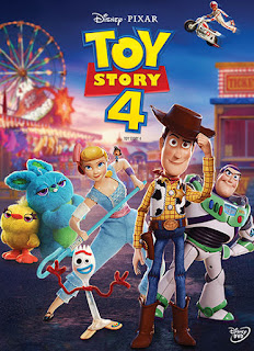 Toy Story 4 - BDRip Dual Áudio