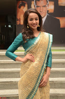 Tejaswi Madivada looks super cute in Saree at V care fund raising event COLORS ~  Exclusive 087.JPG