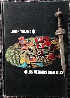 Portada del libro Los últimos cien días, de John Toland