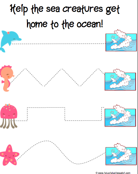 Printables Worksheets For Children With Autism autism tank resource for thematic worksheets i used the ocean to prep my kids on vocabulary before we went a play about last year here are some of favorite worksheets