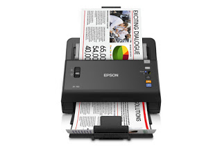 Epson WorkForce DS-760 driver descargar