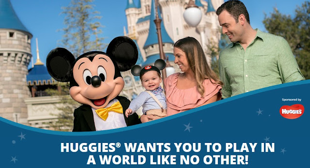 Disney Magical Getaway Sweepstakes & IWG