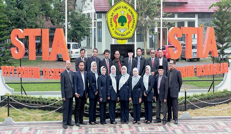 PENERIMAAN MAHASISWA BARU (STIA-TASIK) 2019-2020 SEKOLAH TINGGI ILMU ADMINISTRASI YPPT TASIKMALAYA