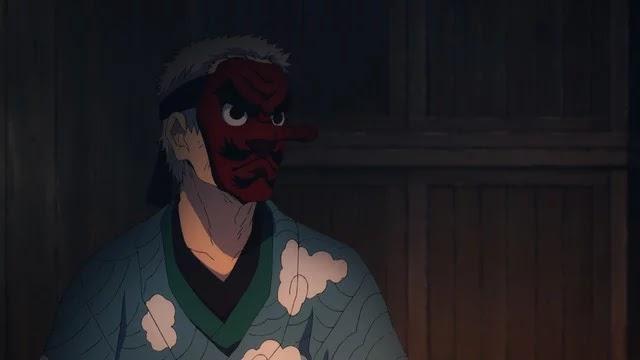 Houchu Ohtsuka sebagai Sakonji Urokodaki
