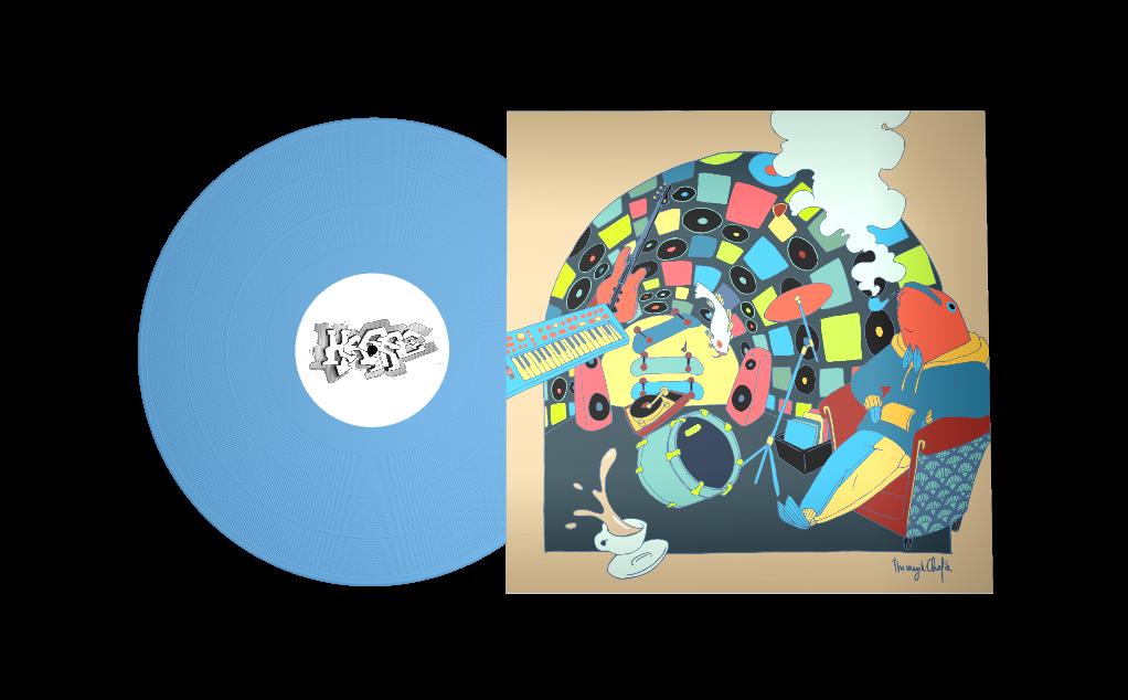 Coffee Breaks von Kaffetorsk | Komm wir backen eine Platte - Vinyl Tipp