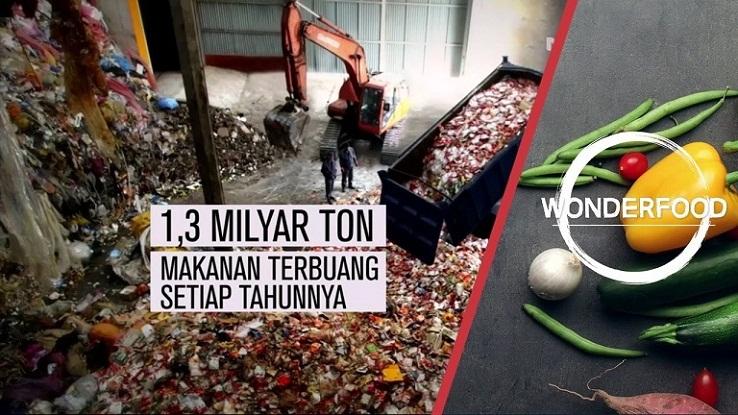 Indonesia, Negara Pembuang Makanan Terbanyak di Dunia