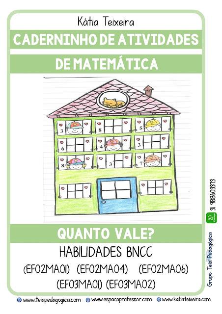 quanto%2Bvale%2Bcasinha-page-001 Caderninho de Matemática: Quanto vale? HABILIDADES BNCC (EF02MA01)  (EF02MA04)   (EF02MA06) (EF03MA01) (EF03MA02)