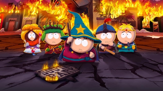 Ninguno de los juegos de South Park llegará a Nintendo Switch