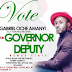Terry G Campaign Posters For Governor Flood Benue