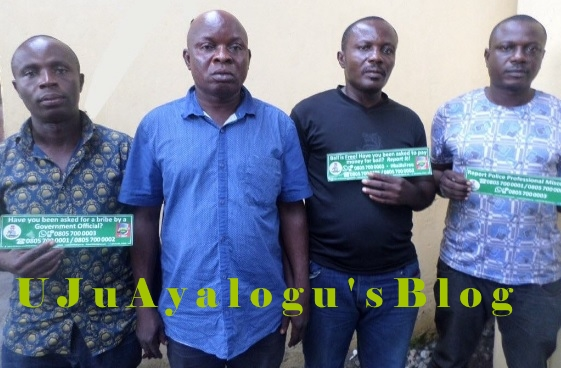 END OF THE ROAD : ASP 3 other Police officers dismissed over N200k extortion