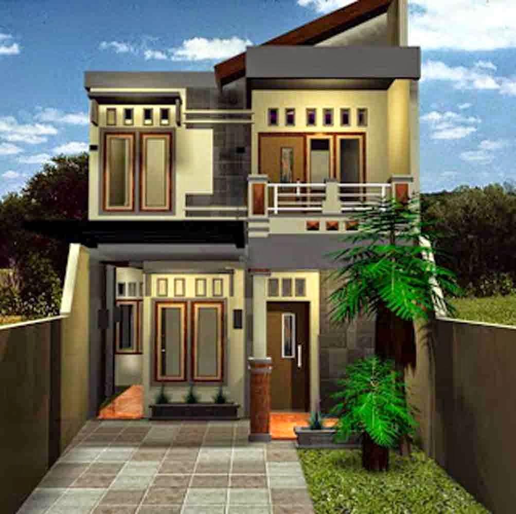 Desain Rumah Minimalis Modern 2 Lantai 2017 Cafe Elwazeen