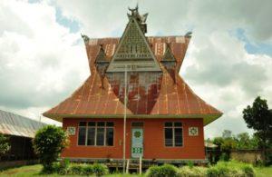 Rumah Angkola, Rumah Adat Sumatera Utara