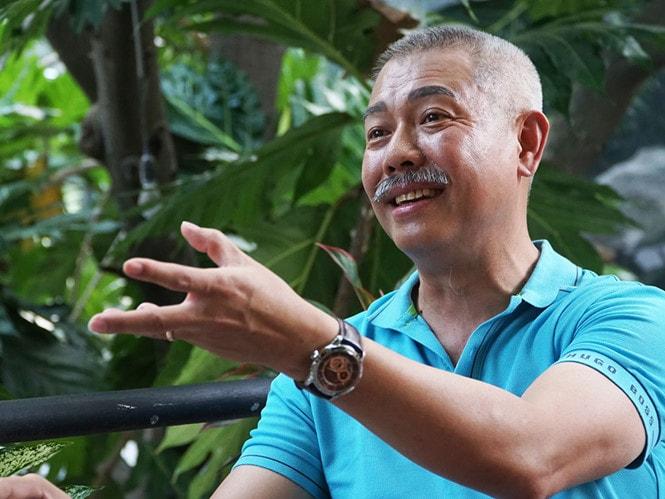 GS Trương Nguyện Thành: 'Không nên đặc cách cho tôi!' -1