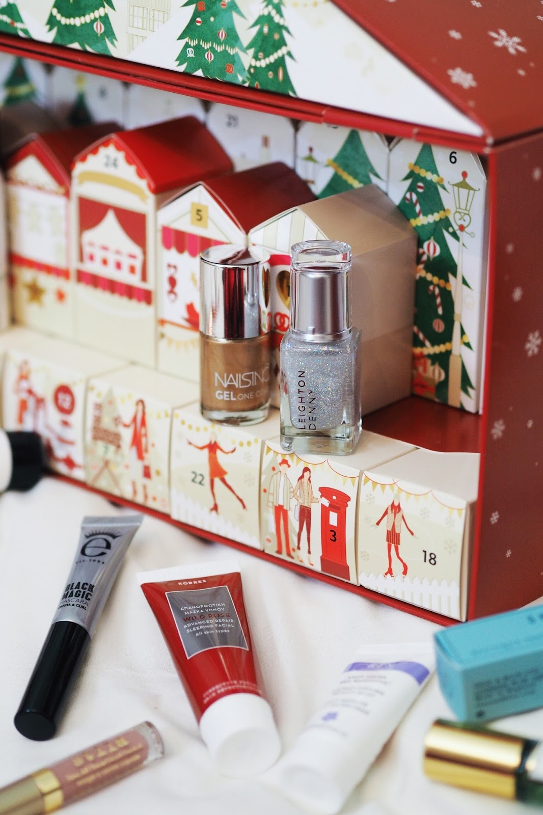 M&S advent calendar 2017 marks and spencer