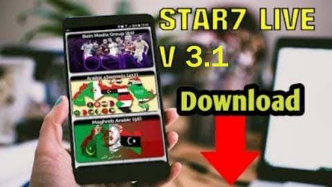Star7 Live 3 2 Android World TV Channel App & Sports Free