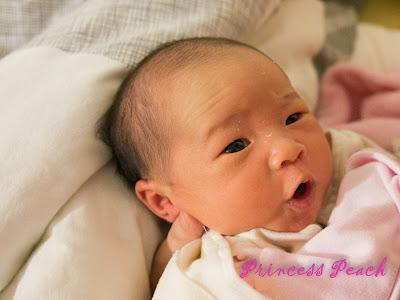 哺乳初體驗