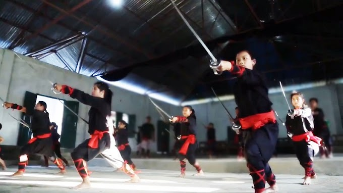 Thang Ta - the Martial Art Dance of Manipur