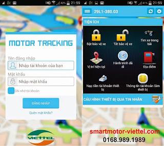Chống trộm xe máy viettel bằng định vị toàn cầu GPS - SMARTMOTOR VIETTEL 4