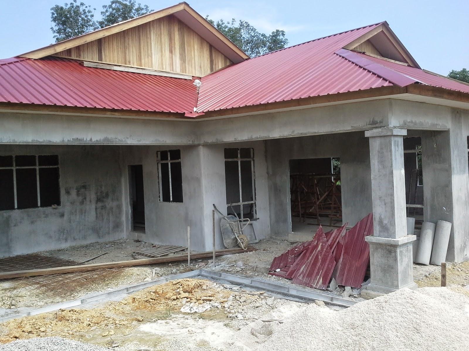 Kontraktor Binaan Bina Dan Ubah Suai Rumah Tukang Rumah Di Johor Projek Dalam Pembinaan