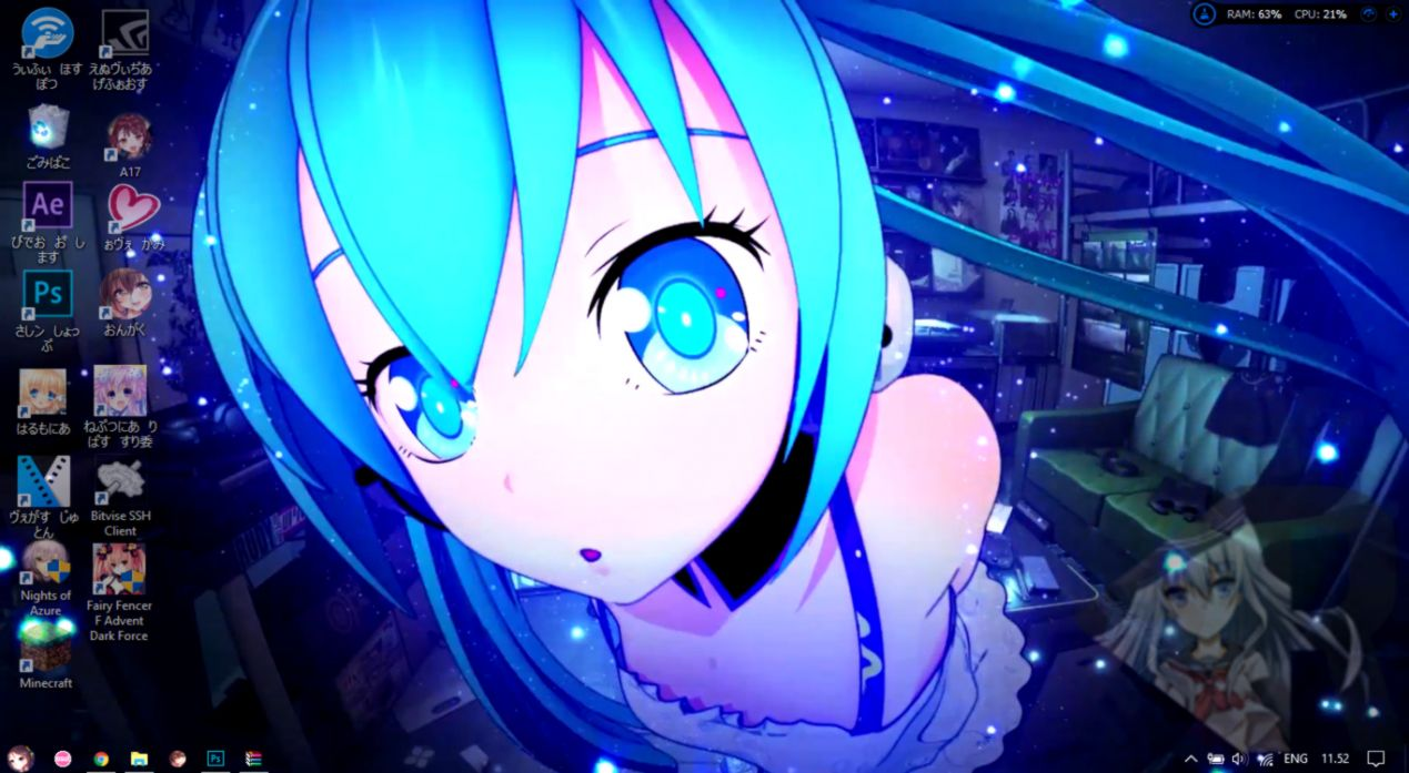 Wallpapers Quality 3D Anime Wallpaper For Android