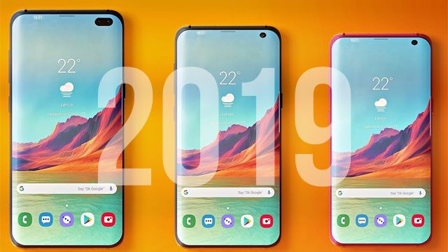 Smartphone Rilis 2019