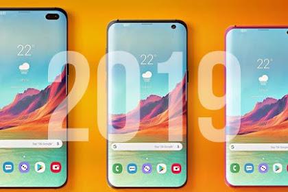 Daftar 8 Smartphone Premium yang Ditunggu pada 2019