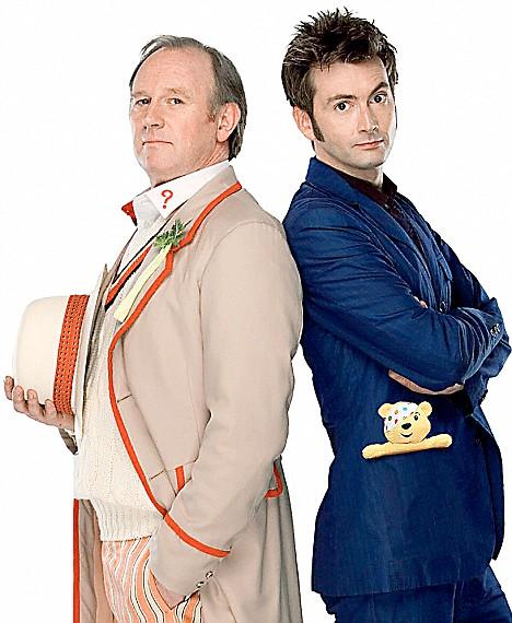 Music N' More: Doctor Who #5: Peter Davison